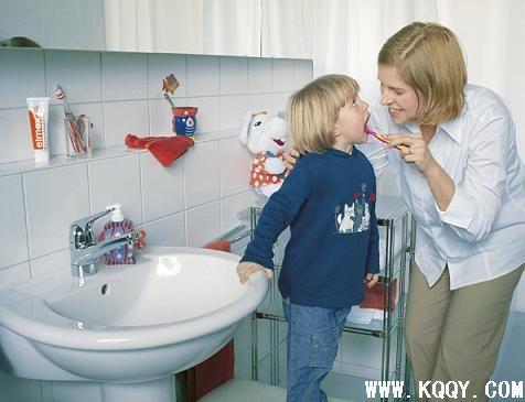 让孩子有一口健康的乳牙