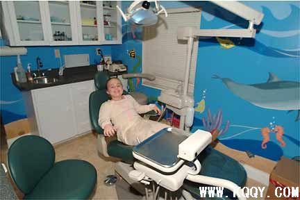 儿童牙科诊所设计-牙科装修-口腔前沿网