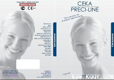 精密附着体CEKA所有产品概括手册