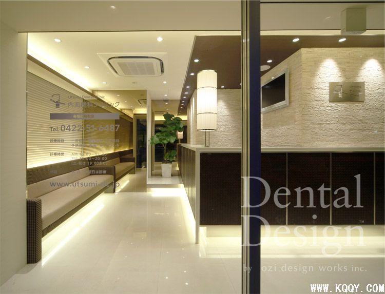 日本東京都武藏野市內海牙科診所裝修圖片
