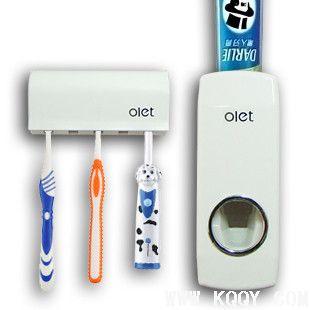奥莱特全自动挤牙膏器