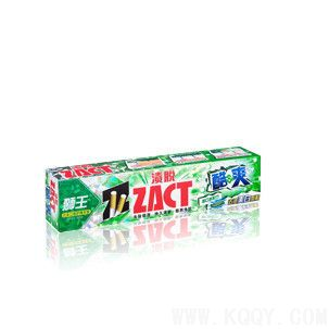 日本狮王ZACT渍脱酷&爽牙膏130g