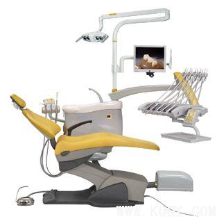 牙科手机内部结构示意图