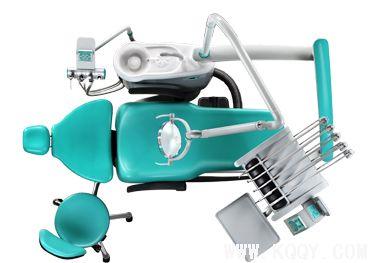 它的新式控制电路系统,高低速手机在工作时,牙科椅将会自动保持锁紧