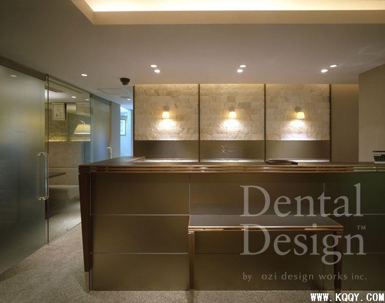 日本东京都港区南青山牙科诊所装修图片