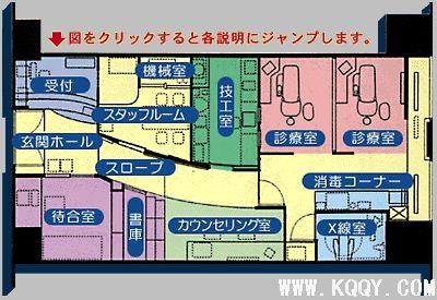 科诊所平面设计图