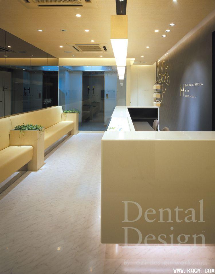 京都中央区铃木齿科医院装修图片