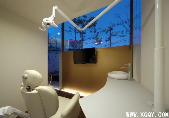 日本山手牙科诊所装修图片