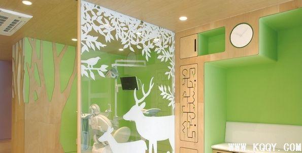 日本东京松本儿童牙科诊所装修图片