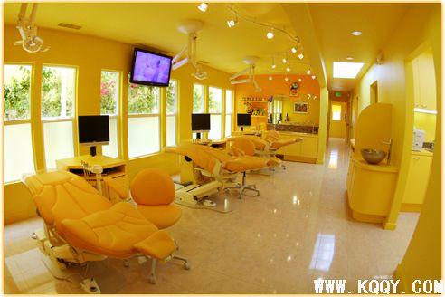 牙科诊所装修图片的图集