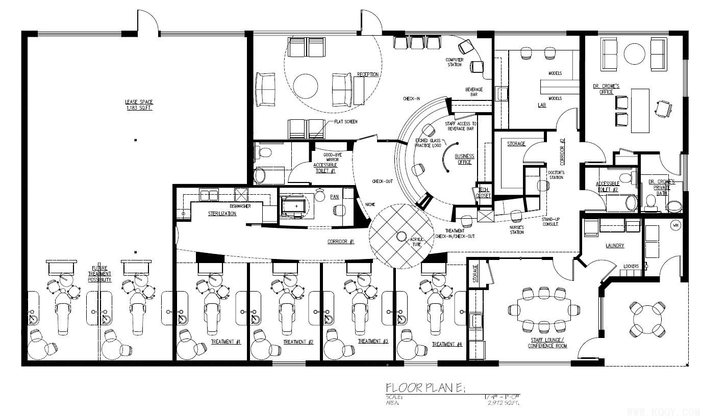 6 for Apartment floor plans 3000 sq ft