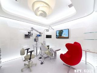 日本クラウド牙科诊所装修图片