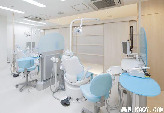 日本高仓牙科诊所装修图片