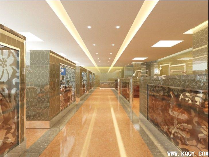 杭州滨江医院牙科装修设计图