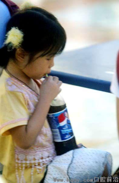 学龄前儿童-口腔